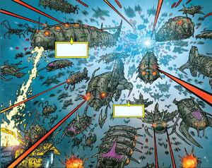 Annihilation Wave (Earth-616) Annihilation Prologue Vol 1 1