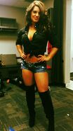 Country Kaitlyn Backstage