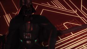Darth Vader braces
