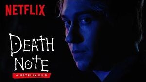 Death Note Official Trailer HD Netflix