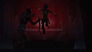 Maul tossing