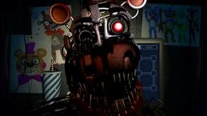 Molten Freddy Death 2