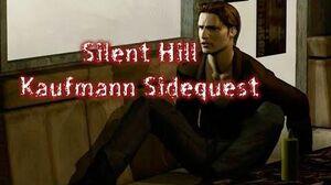 Silent Hill 1 - Michael Kaufmann Sidequest
