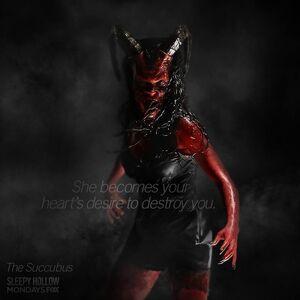 Succubus Demon Form