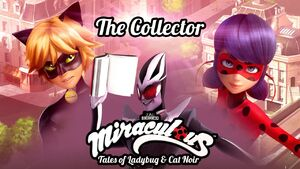 The Collector Promotional Artwork