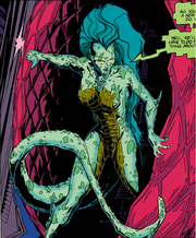 Tiamat from Aquaman Vol 5