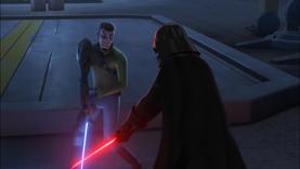 Vader duello