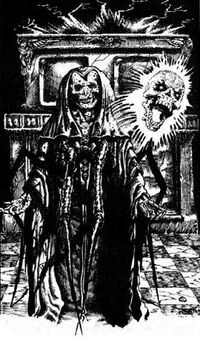 Cadaver the Necromage