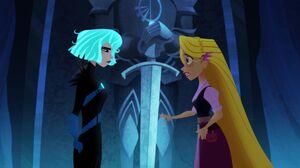 Evil Cassandra Rapunzel