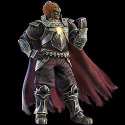 Ganondorf (Super Smash Bros 4)