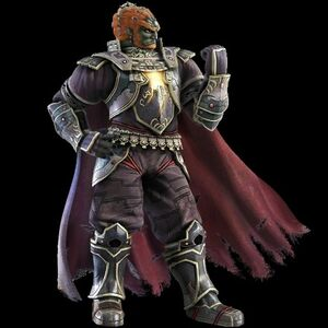 Ganondorf (Super Smash Bros 4)