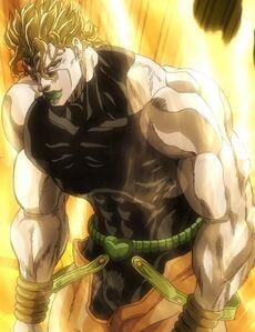 Jojo Dio Awakened Anime