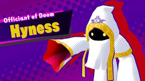 Officiant of Doom Hyness