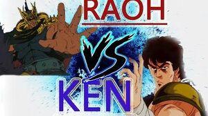 Raoh VS Kenshiro Hokuto no ken