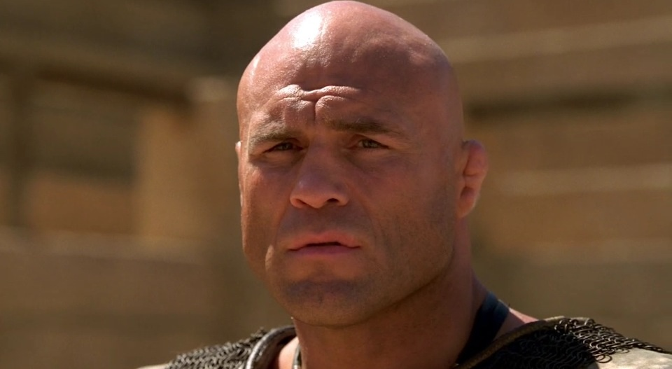 Sargon (The Scorpion King) | Villains Wiki | FANDOM ...