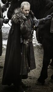 Stannis leaves