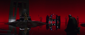 The-red-throne room