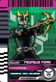 Form Ride Kuuga Pegasus