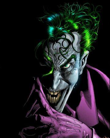 Joker Dc Villains Wiki Fandom