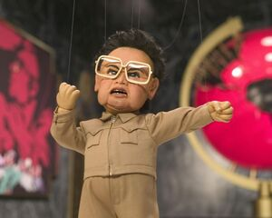 Kim Jong-il Team America World Police