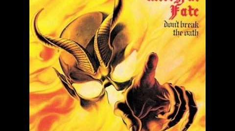 Mercyful Fate - Desecration Of Souls (Studio Version)
