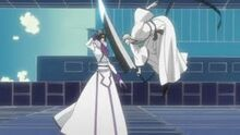 Muramasa vs Hollow Ichigo