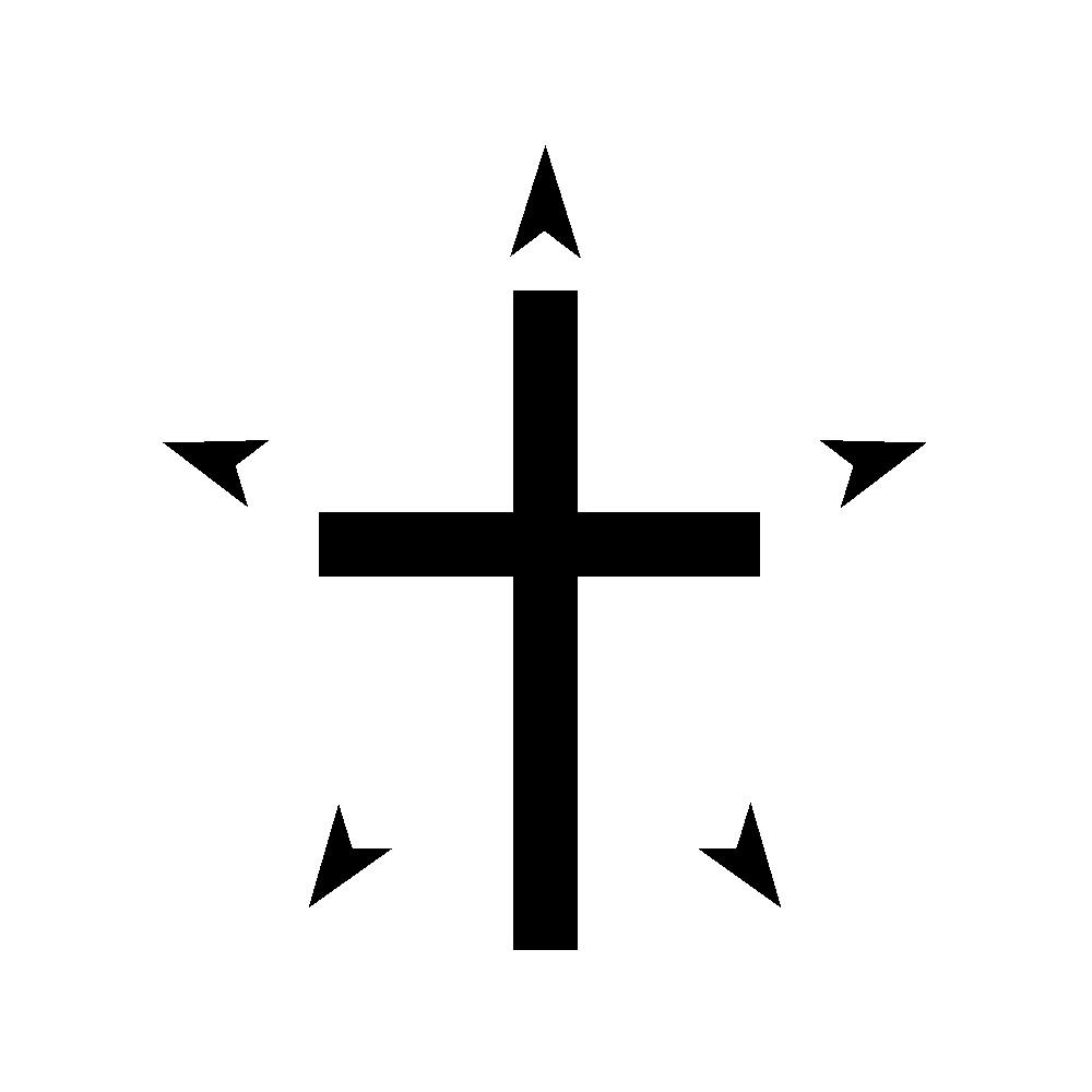 image the five points trinity church symbol jpg villains wiki