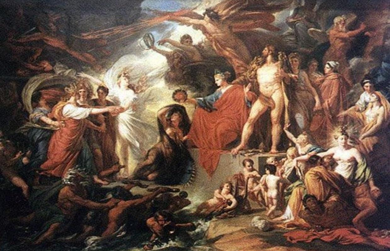 Titans (mythology) | Villains Wiki | Fandom
