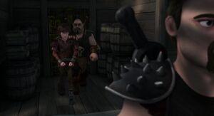 Viggo captures Huccup