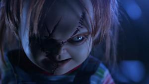 Chucky's menacing glare