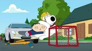 Family Guy - Brian Is Back! (Stewie saves Brian Griffin)