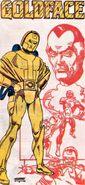 Goldface 001