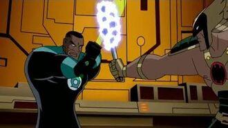 Green Lantern vs. Hro Talak!