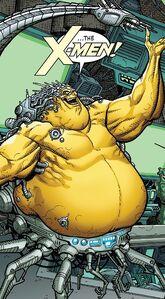 Mojo (Mojoverse) from X-Men Black - Mojo Vol 1 1 001