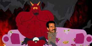 South-Park-Saddam-Satan