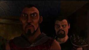 The King of Dragons (Trader Johan, krogan and Viggo's Plan) DRAGONS RACE TO THE EDGE SEASON 6-0