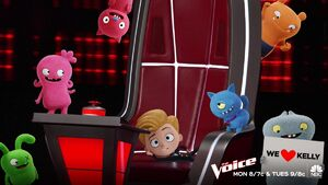 Uglydolls On The Voice