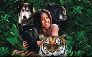 1998-The Jungle Book-Mowgli's Story-poster shot