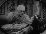 Ankh-es-en-amon and Imhotep 1932