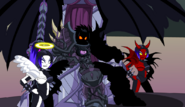 Drakath and The Twins