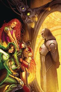 Justice League Odyssey Vol 1 2 Solicit