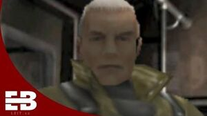 Nicholai Ginovaef evolution in Resident Evil series