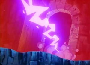 No Heart Lightning Bolt