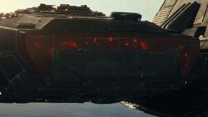 Ren & Husk Shuttle