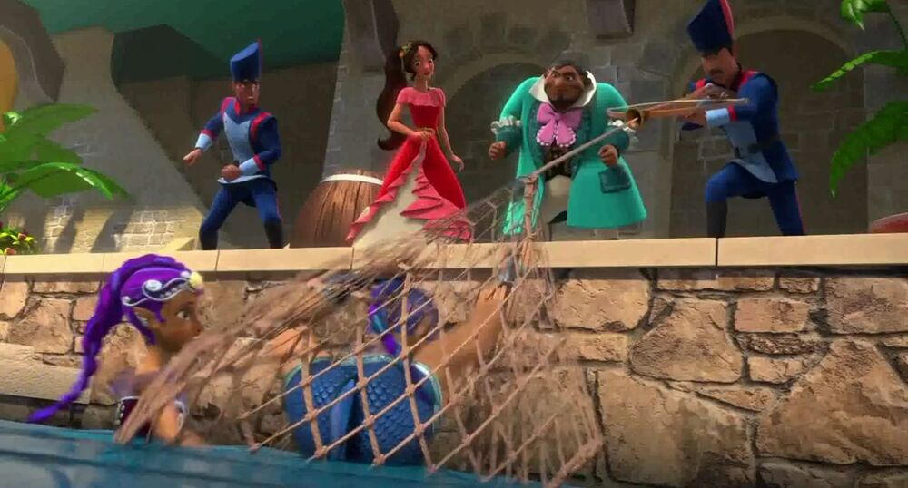 Song of the Sirenas 29
