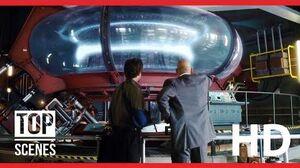 Tony Stark & Obadiah Stane Discuss Future of Stark Industries - Iron Man(2008) - 4K Ultra HD CLIP
