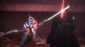 Vader duelled