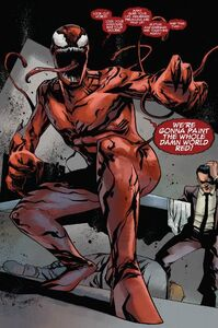 Cletus Kasady (Earth-616) from Superior Carnage Annual Vol 1 1 001
