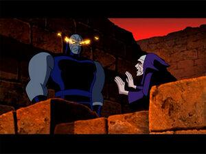 Darkseid DCAU 07