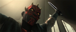 Darth Maul claims